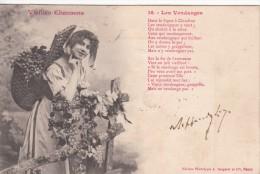 """BRGERET - Vielles Chansons  """" Les Vendanges """" - Bergeret"""