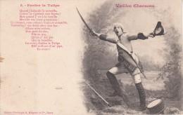"""BRGERET - Vielles Chansons  """" Fanfan La Tulipe """" - Bergeret"""