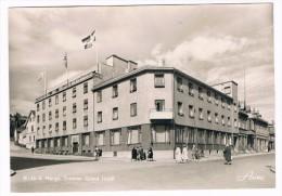 SC1185   TROMSO : Grand Hotel - Noruega