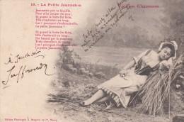 """BRGERET - Vielles Chansons  """" La Petite Jeanneton """" - Bergeret"""