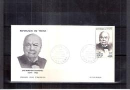 FDC Rép.du Tchad - Sir Winston Churchill (à Voir) - Sir Winston Churchill