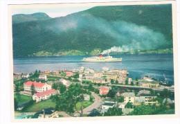 SC1193     ANDALSNES : - Norwegen