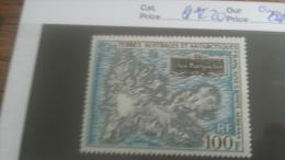 LOT 251025 TIMBRE DE COLONIE TAAF NEUF* N�20 VALEUR 125 EUROS