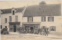 CHATEAUFORT - Maison Veuve Riouall - Autres Communes