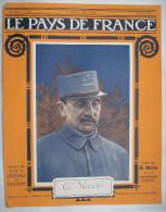 """WW I :LE PAYS DE FRANCE:1916:PICARDIE.TUNNEL sous la MANCHE.AVIATION-de TERLINE-GUYNENER.SOUS-MARIN """"DEUTSCHLAND"""".MAROC."""