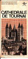 8 Eme Centenaire De La Cathédrale De Tournai - Werbung