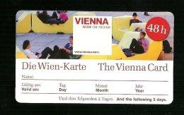 Biglietto Autobus Austria - Vienna - 2 Giorni Metro e Autobus
