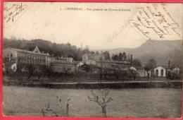 CPA 07 CHOMERAC Vue Générale De Champ La Lioure - Frankreich