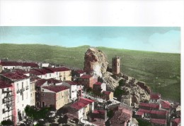 MOLISE-CAMPOBASSO-PIETRACUPA VEDUTA PANORAMA VEDUTA DA NORD - Italia