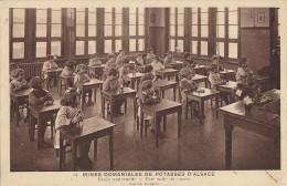Ecoles - Ecole Maternelle - Salle De Classe - Publicité Potasse D'Alsace - Schools
