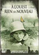 DVD A L'Ouest Rien De Nouveau Guerre 14 18 Oscar 1930 - Histoire