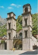 (MONTE4) KOTOR. CATHEDRAL - Montenegro