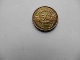 France  :50 Centimes 1932    Morlon - France