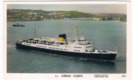 SCH-414    M.V. Koningin Elisabeth - Ferries