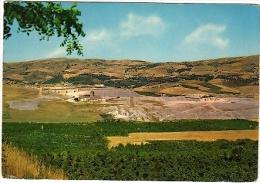 S5420 CARTOLINA AGRIGENTO CASTELTERMINI MINIERA MONTECATINI STABILIMENTO - Agrigento