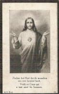 DP.  FELIX DE BOECK - ° ST.PIETES-LEEUW 1907 - + ZUEN 1924 - Religione & Esoterismo