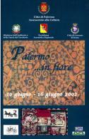 X PUBBLICITARIA PALERMO IN FIORE 2002 - Spettacolo