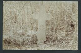 Hamoir.  Photo-Epreuve.  Avant 1900.  Lieu Ou Fut Assassiné Le Curé De Xhignesse. En 1778.   2 Scans. - Hamoir