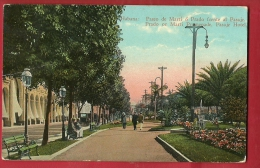 BXG-13 Habana Paseo De Marti & Prado, Havanne. Used In 1925 For Switzerland - Kuba
