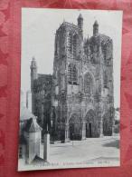 Dep 80 , Cpa ABBEVILLE , 1 , L'Eglise Saint Vulfran  (355) - Abbeville