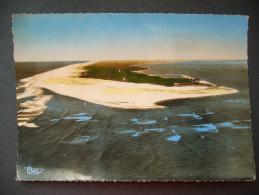 France: CAP-FERRET - La Pointe Et Les Passes, Vue Aerienne - Aerial View - Posted 1959 - Frankreich