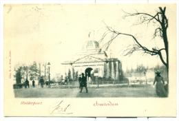 Amsterdam - Muiderpoort - 1900 - Amsterdam