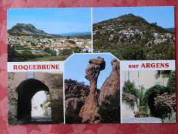 Dep 83 , Cpm ROQUEBRUNE Sur ARGENS , Multivues , 59.1000(429) - Roquebrune-sur-Argens