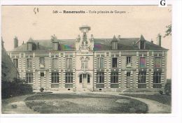 CPA (42) ROMORANTIN - Ecole Primaire De Garçons - (049) - Other Municipalities