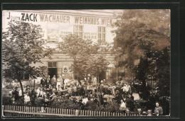 AK Wien, Gasthof Wachauer Weinhaus - Wien