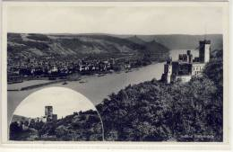 Schloß STOLZENFELS Bei KOBLENZ,  Burg Lahneck - Koblenz
