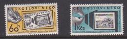 Czechoslovakia 1960 Bratislava EXPO MNH - Used Stamps