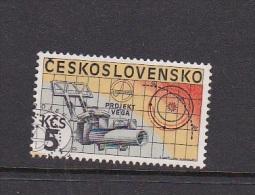 Czechoslovakia 1985 Halley's Comet  Used - Czechoslovakia