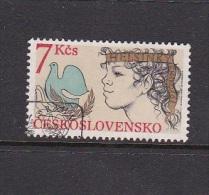 Czechoslovakia 1985 Helsinki Congress Used - Czechoslovakia