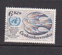 Czechoslovakia 1985 United Nations 40th Anniversary Used - Czechoslovakia