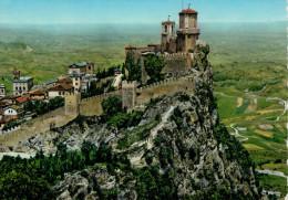 SAN MARINO     LA CITTA' E LE MURA  CASTELLANE        (NUOVA) - San Marino