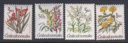 Czechoslovakia 1990 Flora MNH - Czechoslovakia