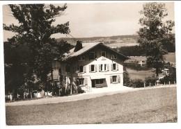 CPSM 25 Chaon . Colonie De Vacances S.N.C.F. La Vigie - France