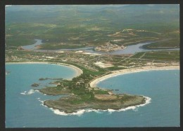 BRASIL Nuova Guarapari Vitoria Vista Aérea 1984 - Vitória