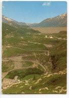 Cp En Haute Maurienne(Savoie) - Le Col Du Mont Cenis - Le Barrage Et Les Echelles - écrite 1989 (pour Jeux) - Autres Communes
