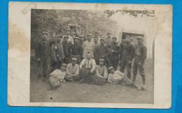 Carte Photo  Militaire   53° Régiment - Guerre 1914-18