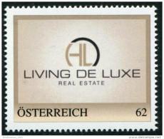 ÖSTERREICH / PM Nr.8110627 / LIVING DE LUXE / 62 Cent / Postfrisch / ** - Österreich