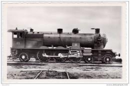 """Train Chemin De Fer S.N.C.F - P.O. Locomotive 4501 - Compound Première Pacific - Edition """" La Vie Du Rail """" 1957 N° 173 - Trenes"""