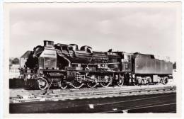 """Train Chemin De Fer S.N.C.F - NORD Locomotive 231 E1 à 20 Et 231 E21 à 48 - Edition """" La Vie Du Rail """" 1957 N° 170 - Trenes"""