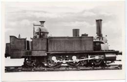 """Train Chemin De Fer S.N.C.F - Locomotive N° 8 Série 8 Et 9 Cie D´Orléans - Edition """" La Vie Du Rail """" 1956 N° 20 - Trenes"""