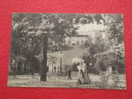 Hessen Wiesbaden Aufgang Zum Curhausprovisorium 1905 - Wiesbaden