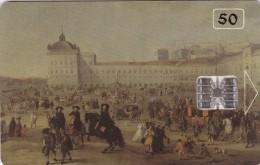 Portugal, PT011, Museu Da Cidade - 50 Imp., 2 Scans. - Portugal