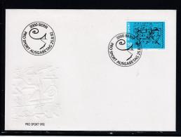 Schweiz  MiNr. 1482   Illustr. Ersttagsbrief / FDC - FDC