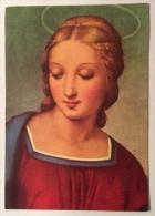 La Madonna Del Cardellino Di Raffaello Sanzio Viaggiata - Vergine Maria E Madonne