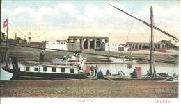 égypte   Louqsor - Luxor