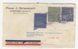 Venezuela Brief 1937 Luftpost nach Deutschland